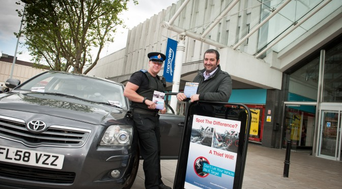 Helping Residents Avoid Car Crime
