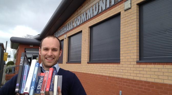 Permanent Library for Bridgehall
