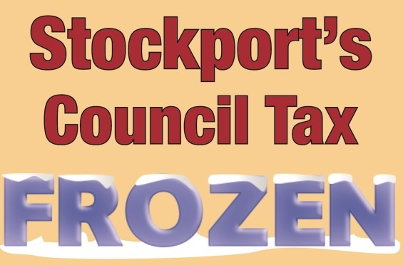 Another Council tax freeze for Stockport residents?